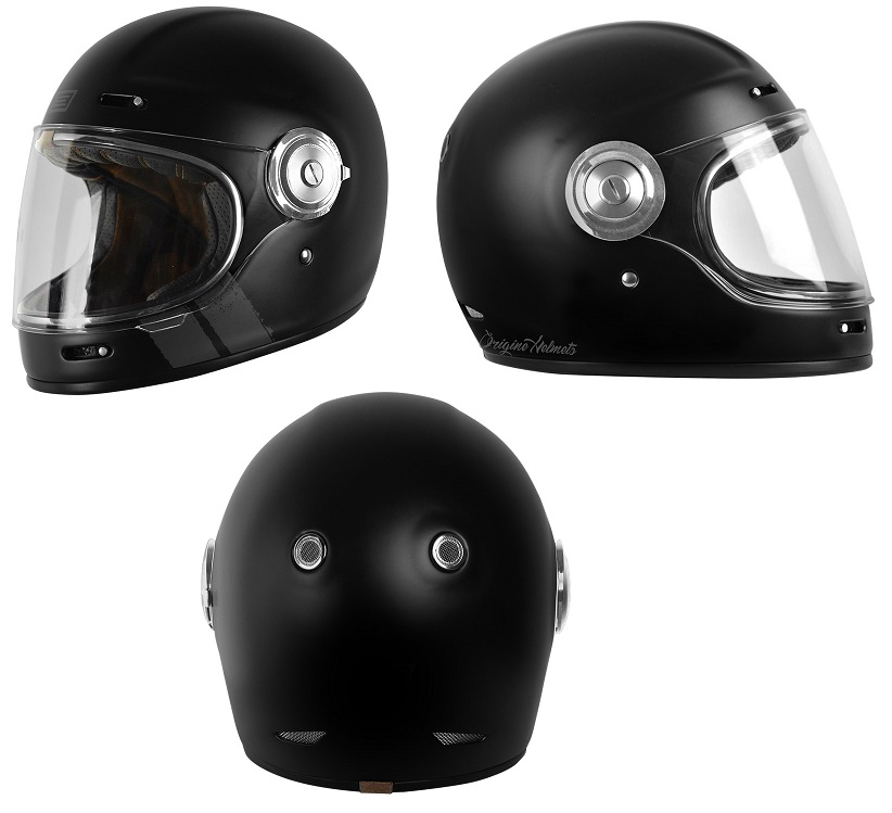CASCO CUSTOM ORIGINE VEGA STRIPE BLACK