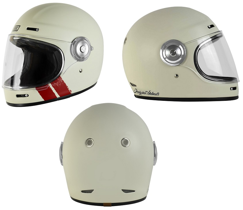CASCO CUSTOM ORIGINE VEGA STRIPE WHITE